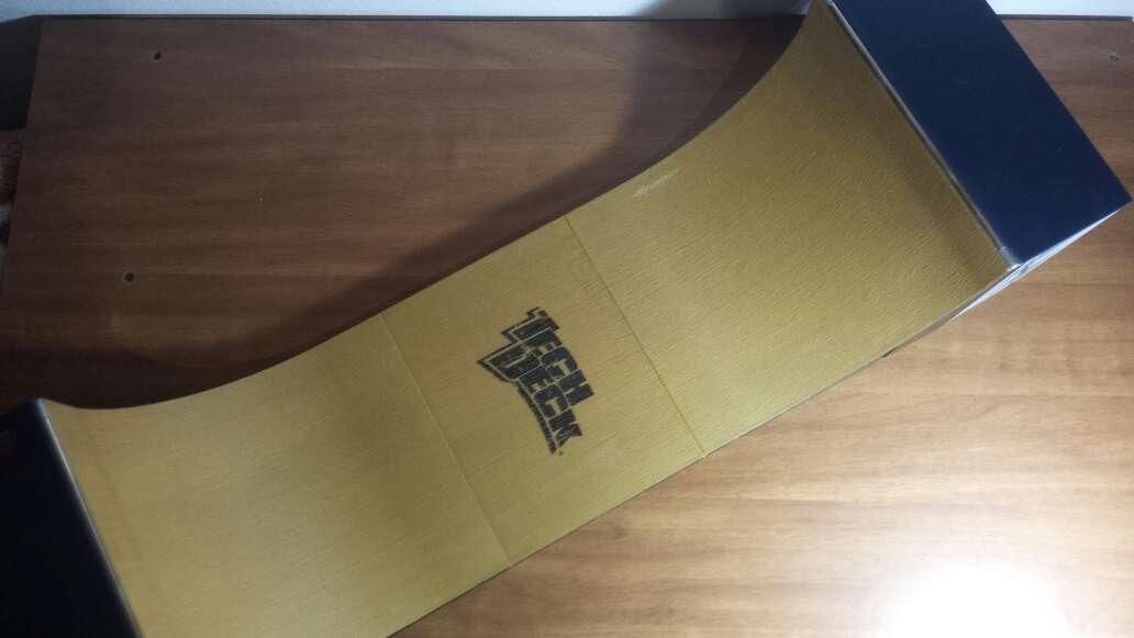 Imagen producto Pista de patines y bicis forma U 10