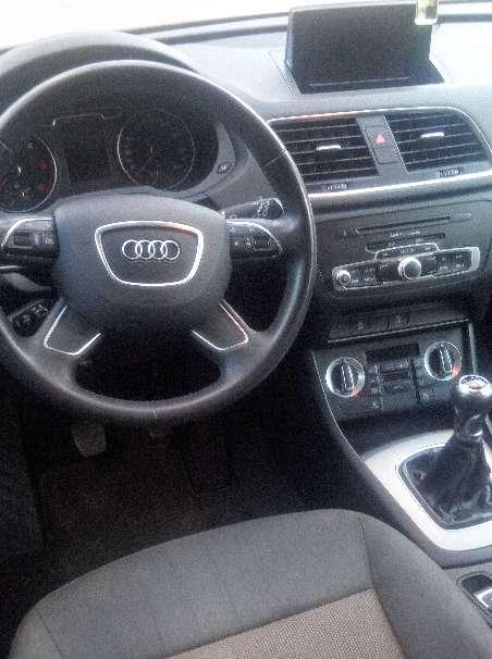 Imagen producto Audi Q3 2.0 tdi 4