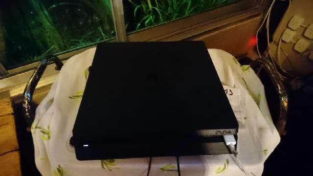 Imagen producto Ps4 slim de 500 GB en perfecta condición  3