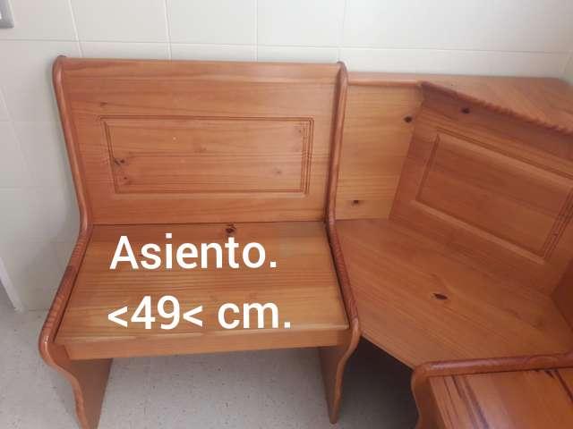 Imagen producto Banco rinconera 4