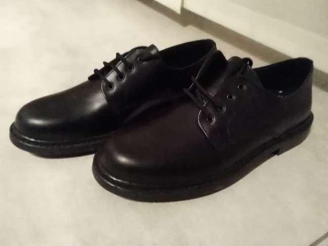 Imagen producto Zapatos hombre nuevos. Zapatos profesionales antiolor 4