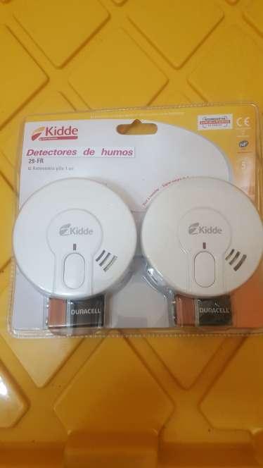 Imagen Detectores de Humo