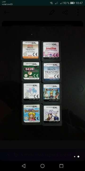 Imagen producto Juegos de la DS  2