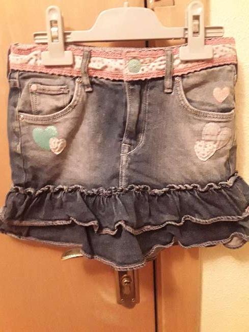 Imagen Minifalda vaquera talla 6