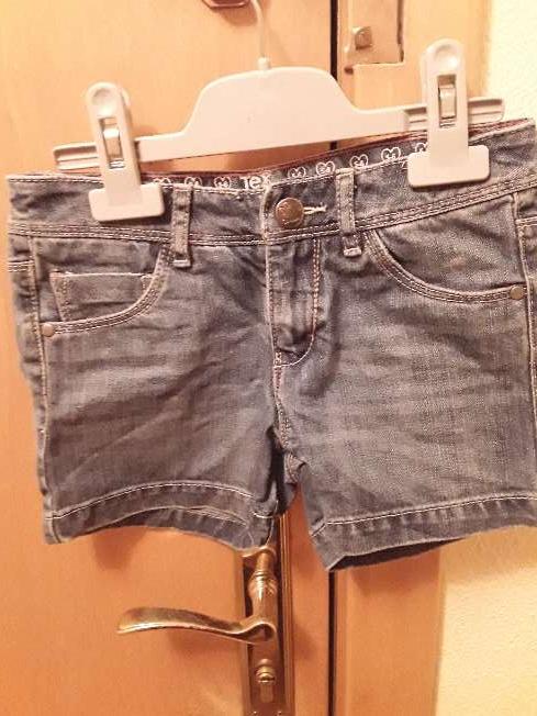 Imagen Pantalón corto de niña talla 5-6