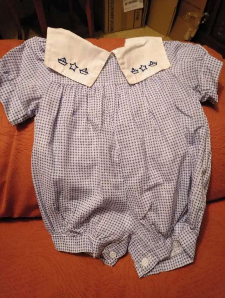 Imagen producto Ropa para bebe 2