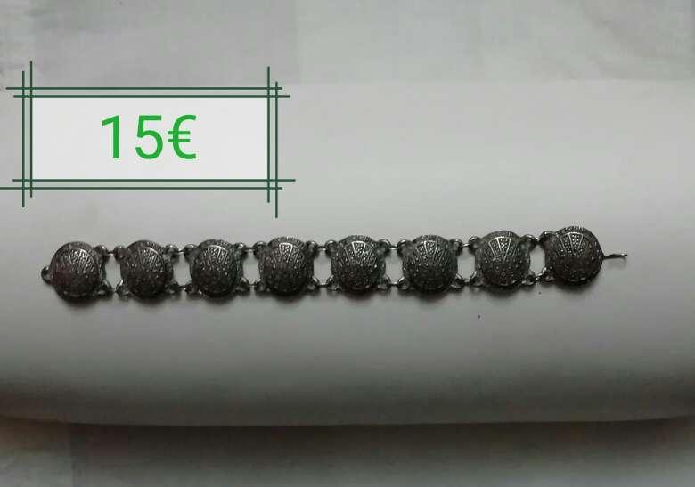 Imagen pulsera marroquí de plata001