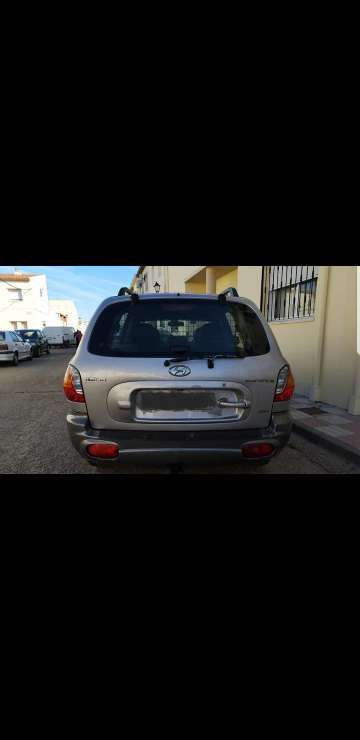 Imagen producto Hyundai santa Fe  2