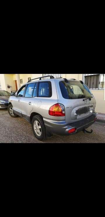Imagen producto Hyundai santa Fe  5