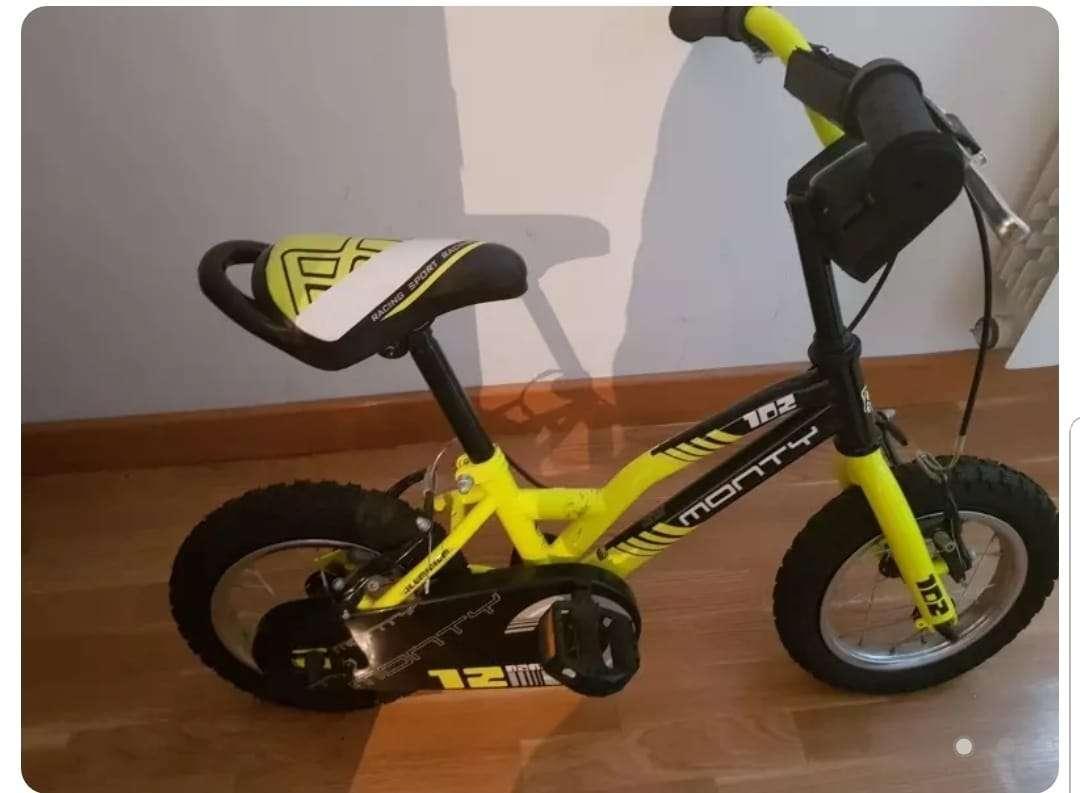 Imagen Bicicleta Monty 102