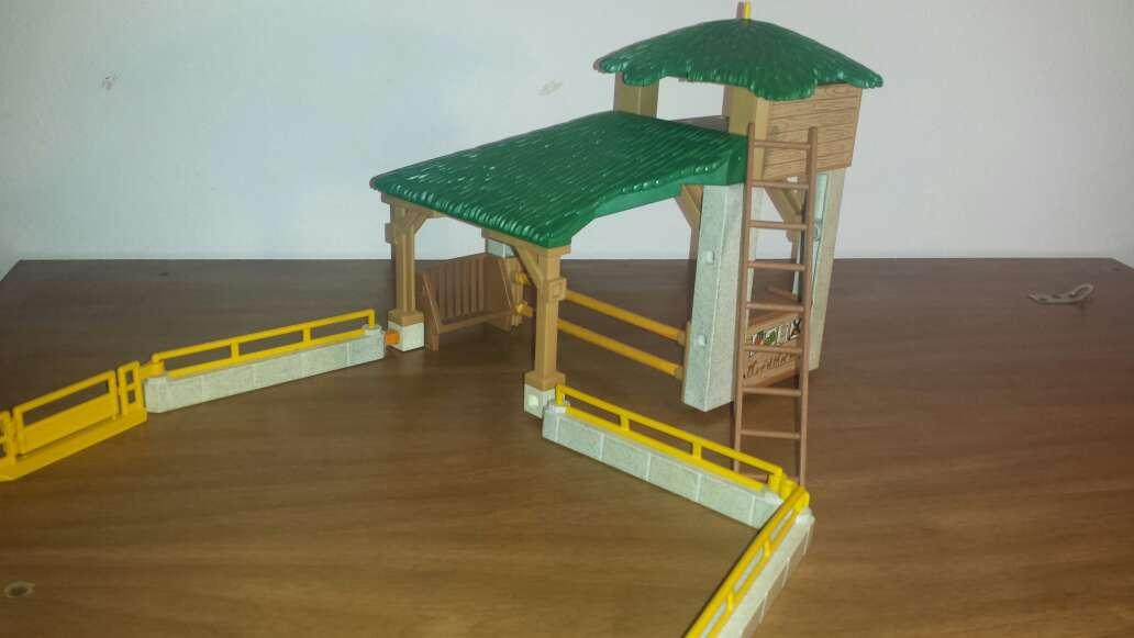 Imagen producto Granja playmobil  3