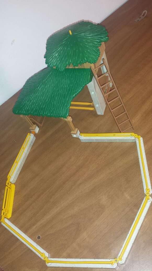 Imagen producto Granja playmobil  5