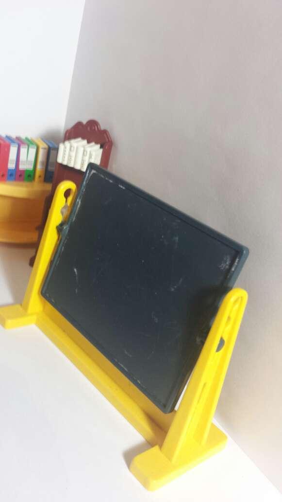 Imagen producto Playmobil pizarra ,muebles y libros 2