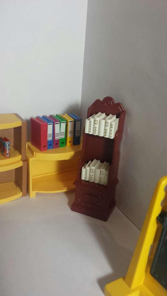 Imagen producto Playmobil pizarra ,muebles y libros 3