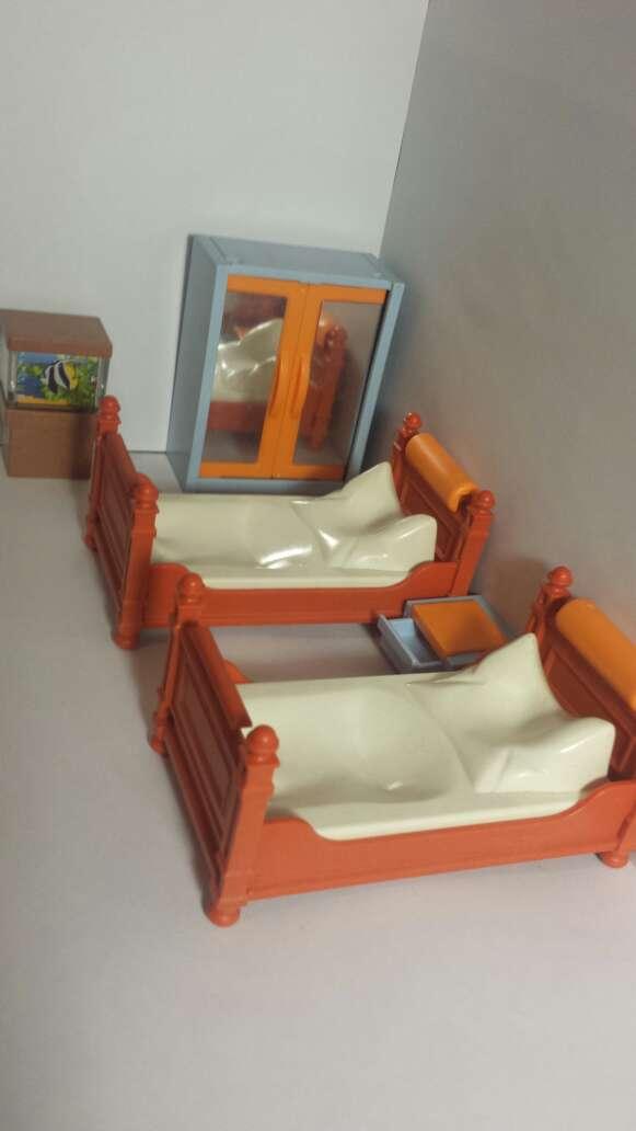 Imagen producto Habitación playmobil y pecera  2