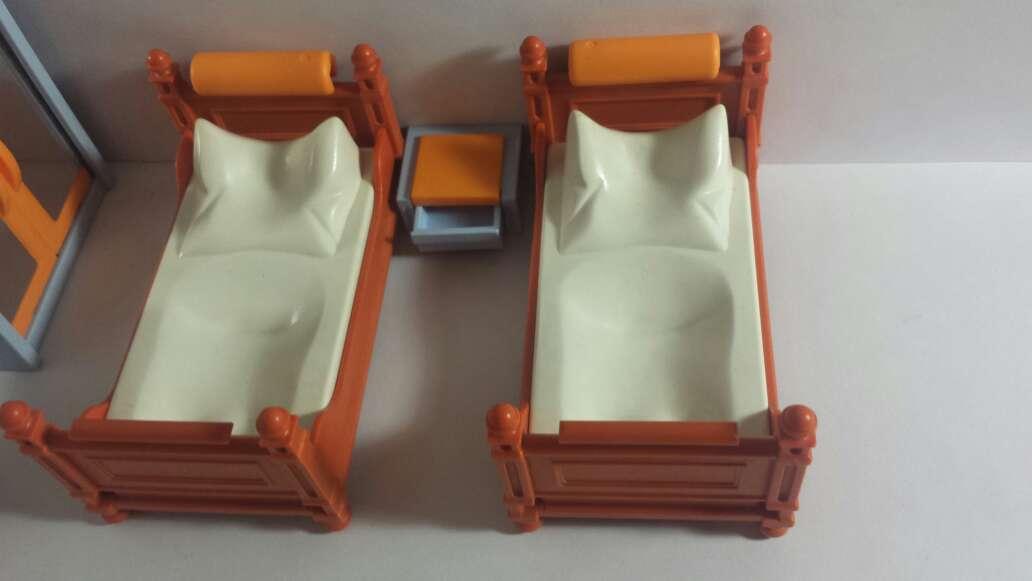 Imagen producto Habitación playmobil y pecera  3