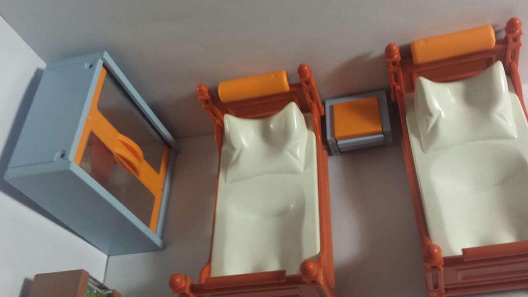 Imagen producto Habitación playmobil y pecera  4