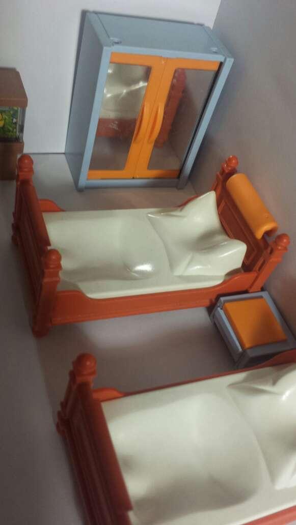 Imagen producto Habitación playmobil y pecera  5
