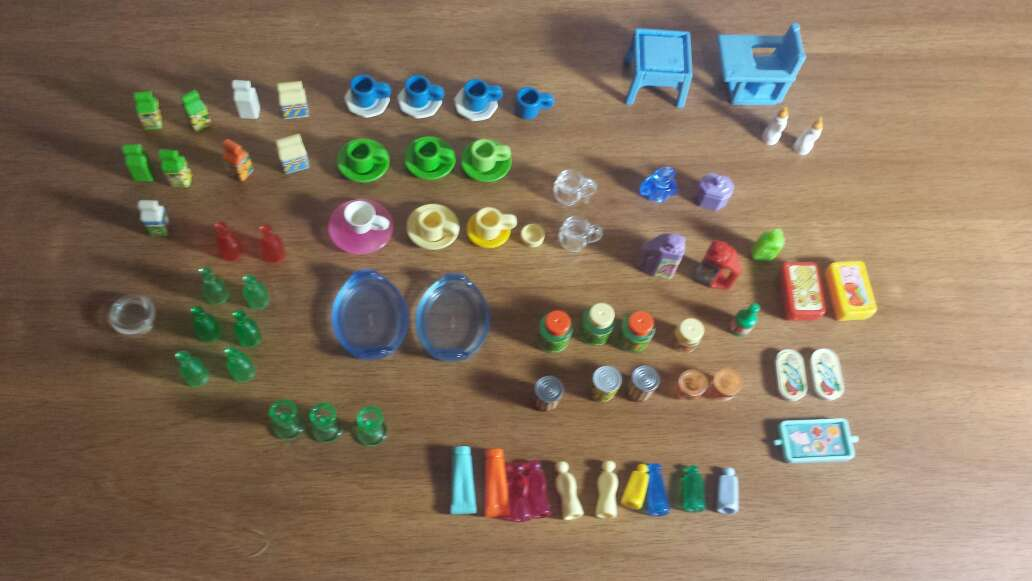 Imagen producto 79 piezas playmobil  1