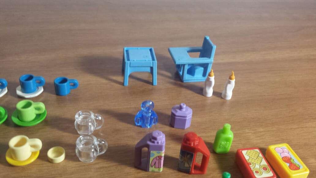Imagen producto 79 piezas playmobil  2
