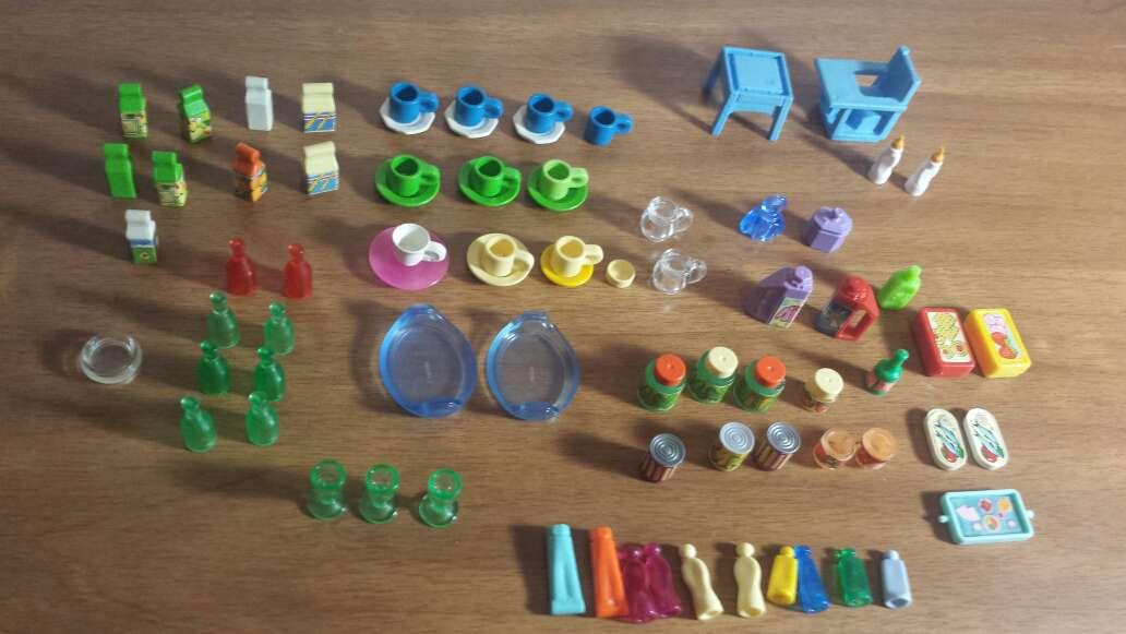 Imagen producto 79 piezas playmobil  7