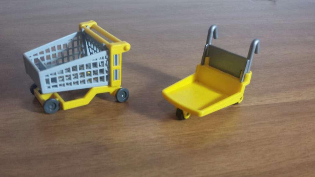 Imagen carro compra playmobil