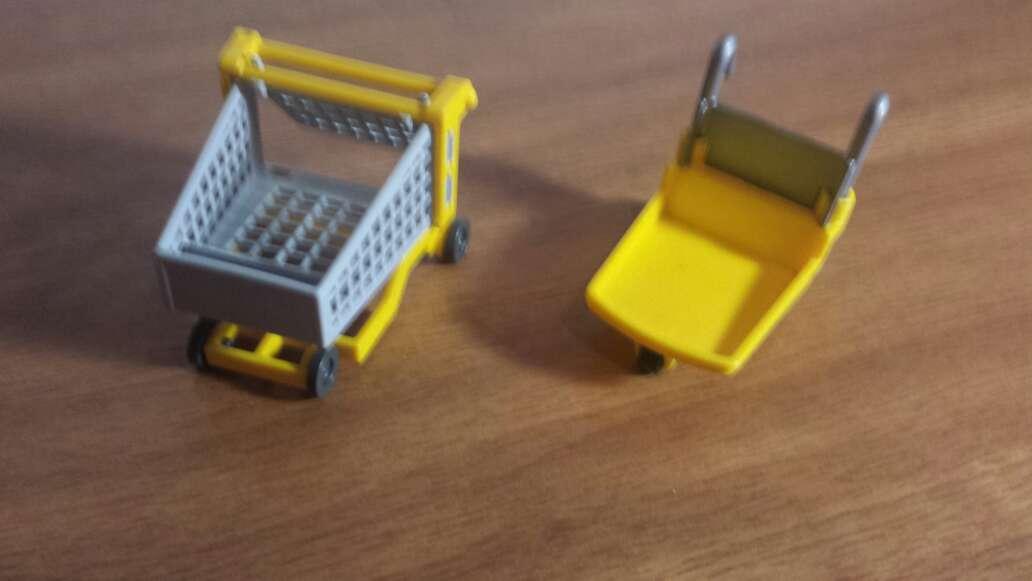 Imagen producto Carro compra playmobil  6