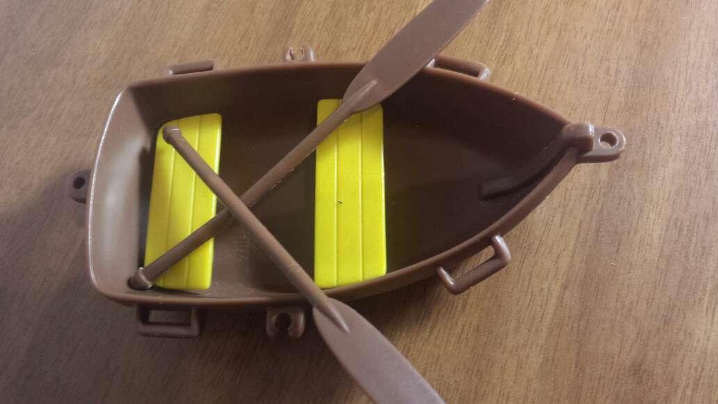 Imagen barca playmobil