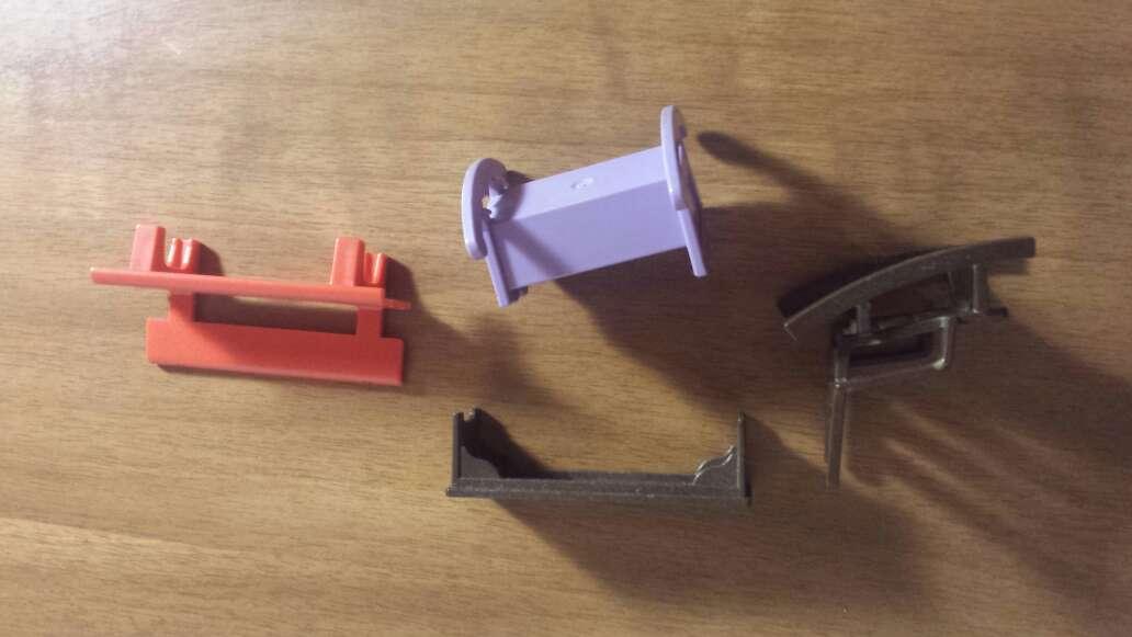 Imagen producto Mecedora , bancos cuna playmobil  3