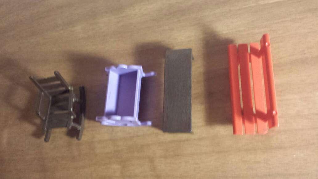 Imagen producto Mecedora , bancos cuna playmobil  5