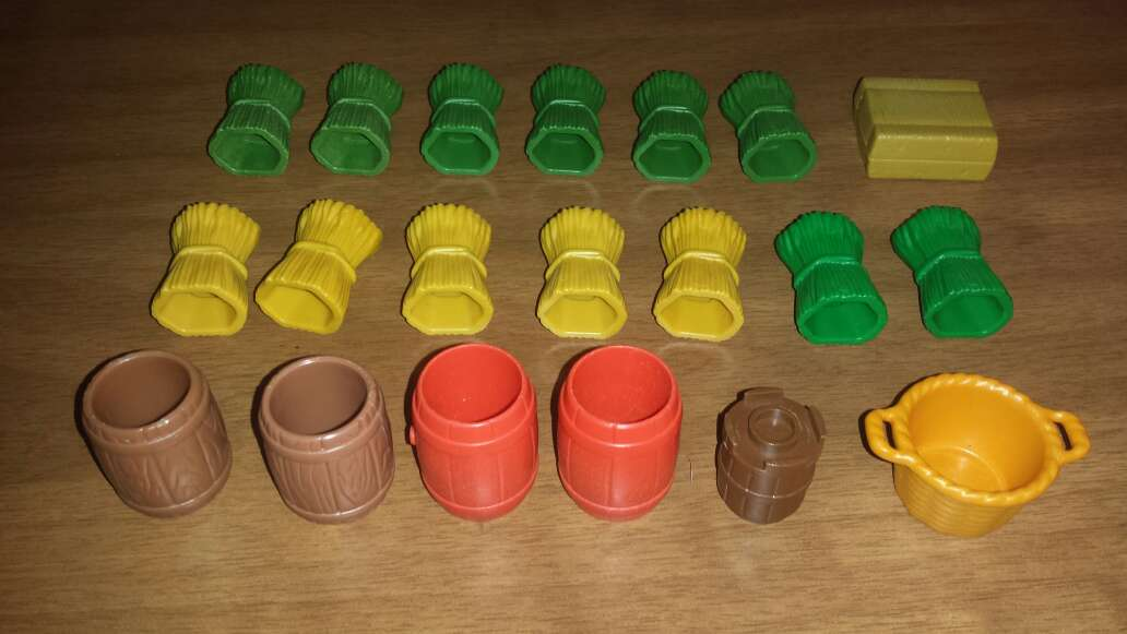 Imagen producto Una pieza a elegir fardos barriles  3