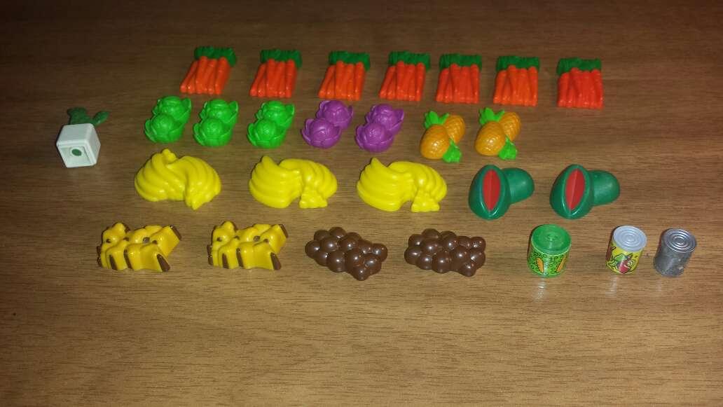 Imagen producto Frutas verduras playmobil  3