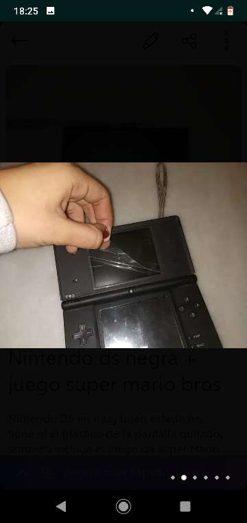Imagen producto Consola Nintendo DS 5