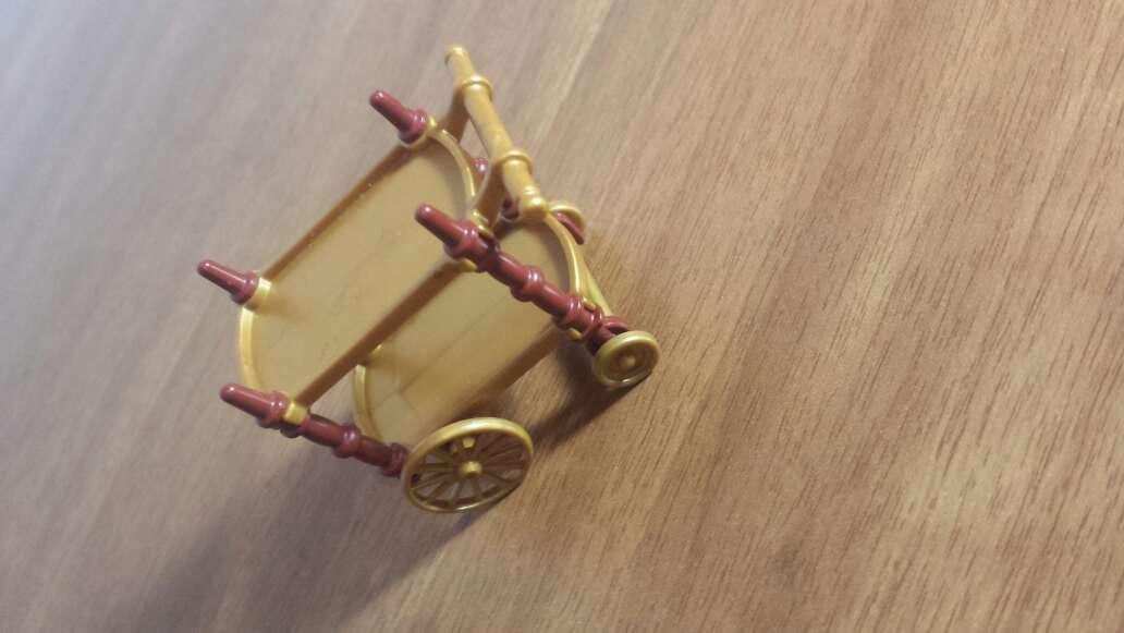 Imagen producto Carro de cocinero victoriana  2