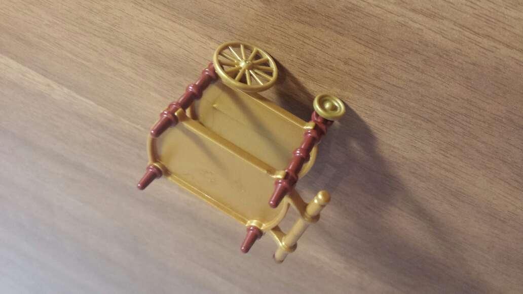Imagen producto Carro de cocinero victoriana  3