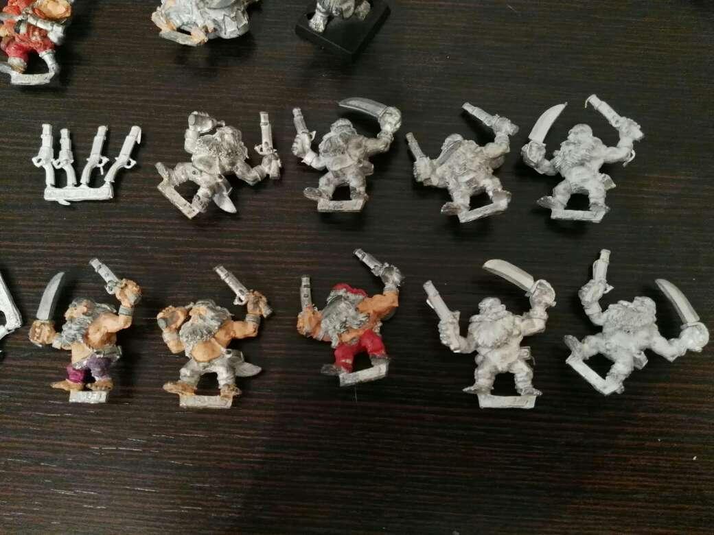 Imagen Regimiento de renombre de mercenarios Warhammer