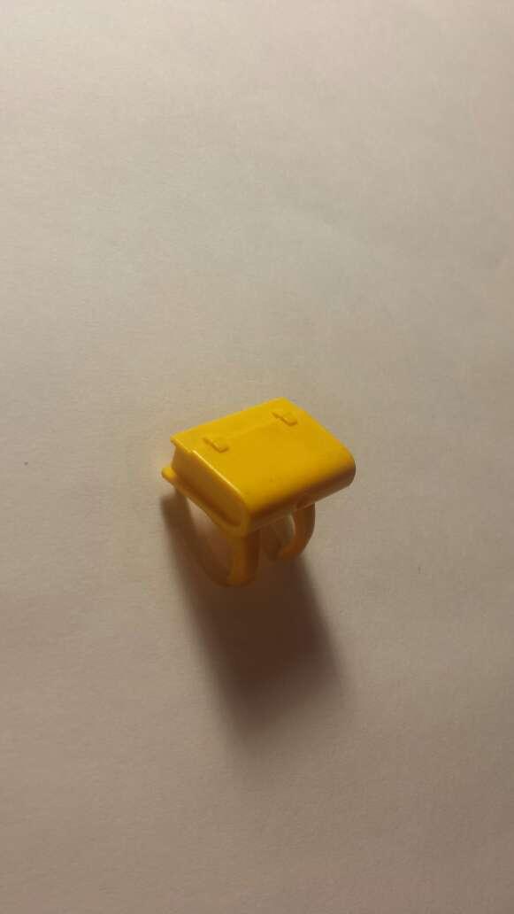 Imagen producto Mochila y cubo playmobil  6