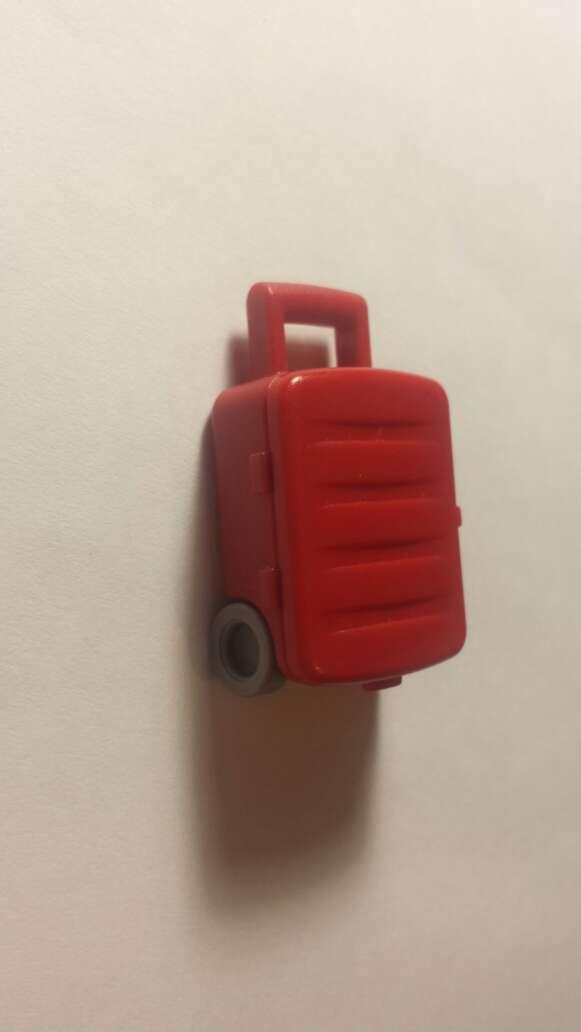 Imagen producto Mochila y cubo playmobil  4