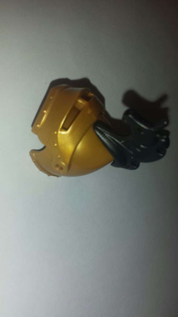 Imagen casco caballero playmobil