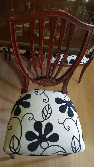 Imagen producto Mesa comedor y 6 sillas 3