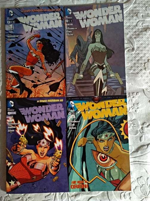 Imagen producto Cómics Wonder Woman 2