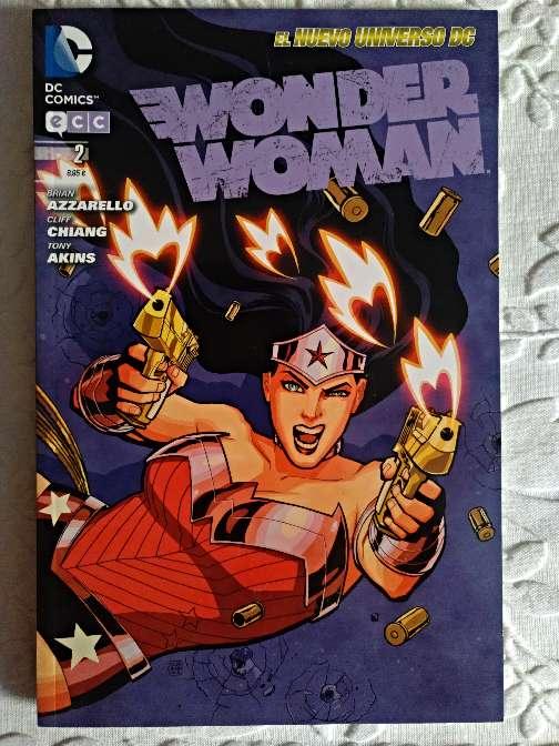 Imagen producto Cómics Wonder Woman 5