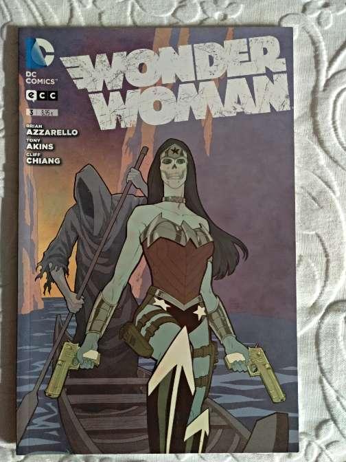 Imagen producto Cómics Wonder Woman 4
