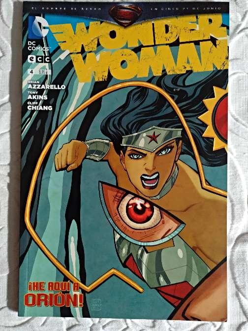 Imagen producto Cómics Wonder Woman 3