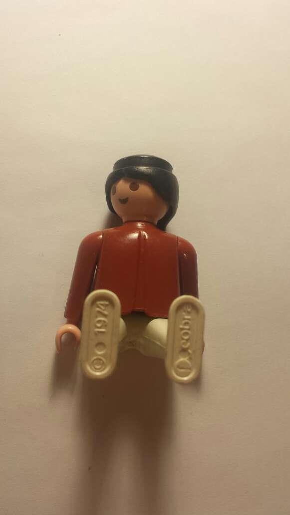 Imagen producto Casco bomberos playmobil  8
