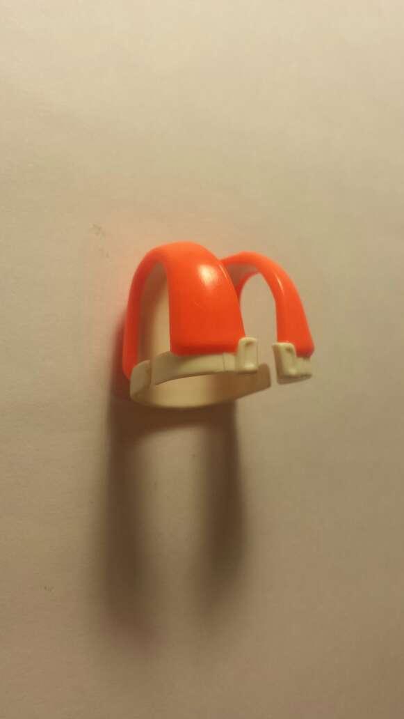 Imagen producto Casco bomberos playmobil  6