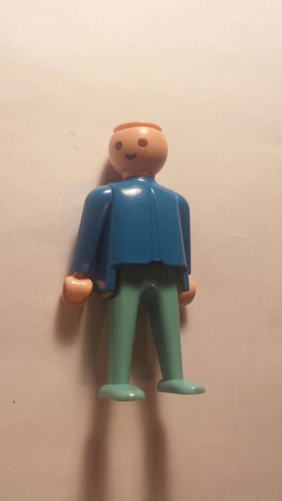 Imagen producto Playmobil sin pelo  2