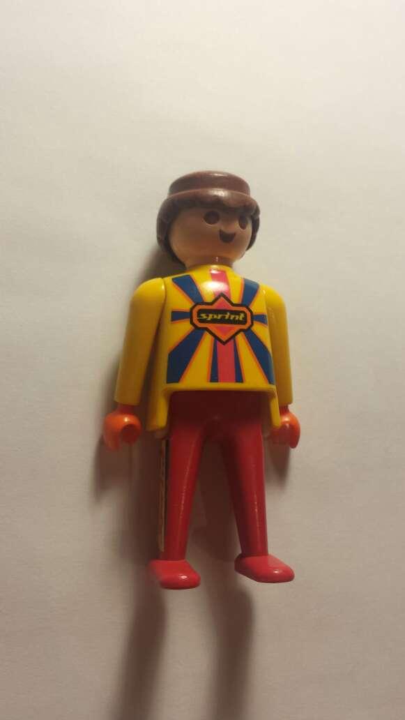 Imagen producto Playmobil 1974 rojo 8
