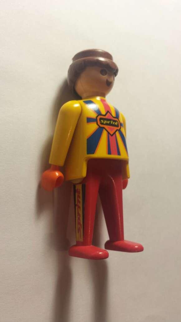 Imagen producto Playmobil 1974 rojo 7