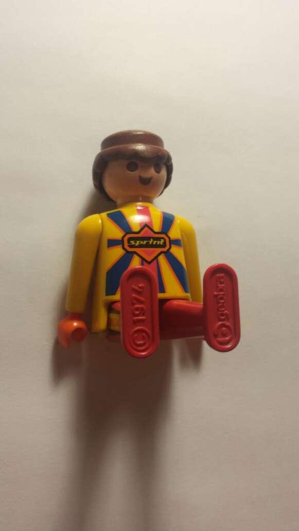 Imagen producto Playmobil 1974 rojo 6